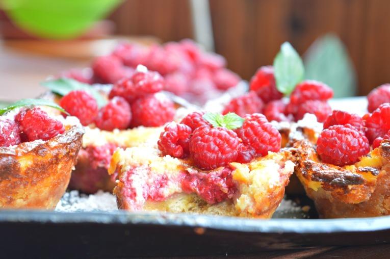 raspberry cupcakes7