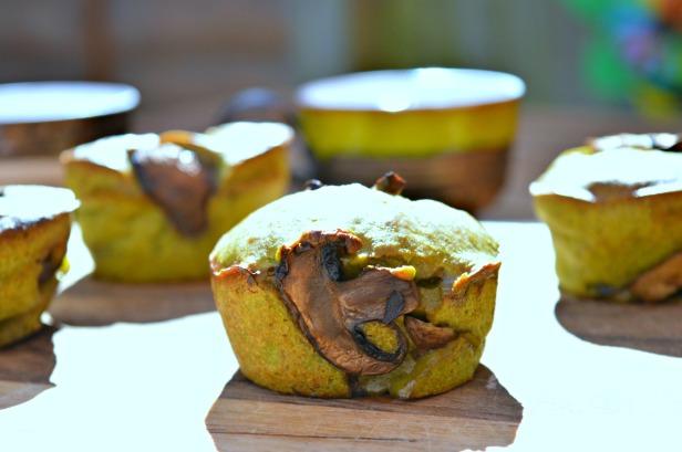 spinach-muffins